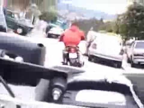 Em perseguição impressionante policial da ROCAM captura bandido