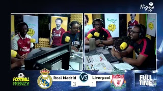 Real Madrid v Liverpool - Champions League Final 2018 Live Commentary