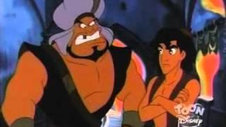 Aladdin Destiny on Fire