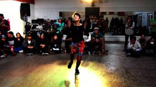 Street Cypher Chile - Gazal