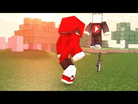 Intro Minecraft By. ICEZOFTTY Hero XD