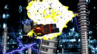 Lego The amazing spider man 2 super bowl trailer