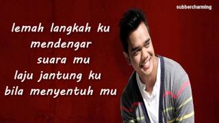 Akhiri Penantianku - Aliff Satar (lirik)