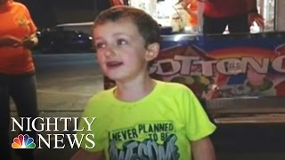 Officers Say They Acted In Self-Defense During Shooting That Killed Autistic Boy | NBC Nightly News