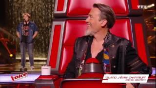 Bulle - « Quand j'étais chanteur » (Michel Delpech)
