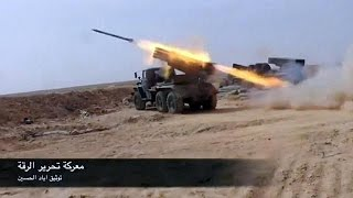 Is ISIL's de facto capital under threat? Syrian army 'penetrates Raqqa Province'