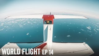 INSTRUMENTS FAIL OVER OCEAN - World Flight Episode 14