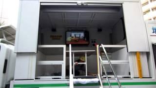 Magnitude 7 Earthquake Simulation in Tokyo, Japan