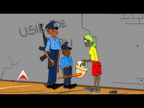 A3 Kenya Animation Challenge BUSTED Special Mention Alex Kirui Kenya