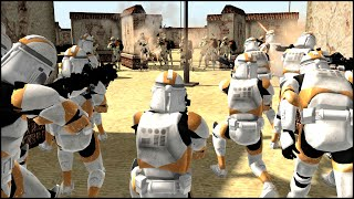 CLONES VS STORMTROOPERS - Star Wars: Arena Gameplay