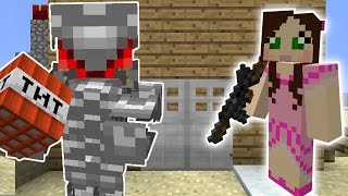 Minecraft: SAVING OUR HOME MISSION - The Crafting Dead [52]