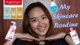 AFFORDABLE SKINCARE ROUTINE (All Products Below 300 Pesos Each) | Philippines