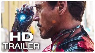 AVENGERS INFINITY WAR Trailer 2 Extended (New Movie Trailer 2018) Marvel Superhero Movie HD