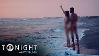 TWBA: Ellen Adarna nude at the beach