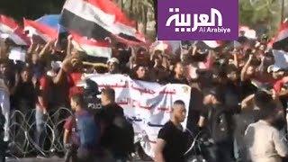 احتجاجات العراق تتحول ضد إيران وأتباعها