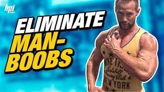 3 Exercises to Eliminate Man-Boobs - Best Training Tips - BPI Sports