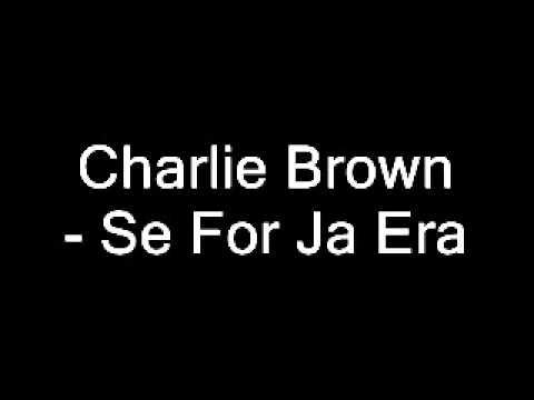 Charlie Brown Papo Reto