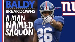 Analyzing Saquon Barkley