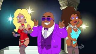 (American Dad) Ceelo Green - Hot Tub of Love