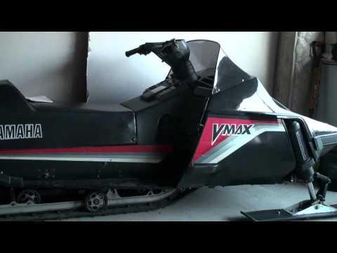 1985 YAMAHA VMAX 540