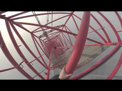 Shanghai Tower 650 meters China VS Dubai Tower 828 meters
