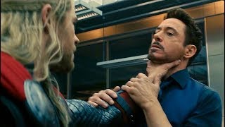 """Tony Stark """"We"""