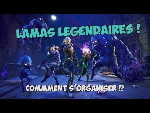 Xxx Mp4 Fortnite SLM Opening 4 Lamas Légendaires Troll Loot Truck Livre De Collection Les Armes OP 3gp Sex