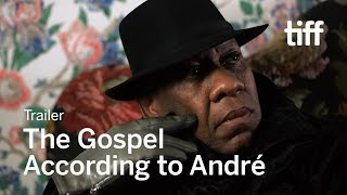 THE GOSPEL ACCORDING TO ANDRÉ Trailer | New Releases 2018