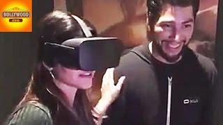 Kajol Devgan HILARIOUS Rection To Virtual Reality | Bollywood Asia