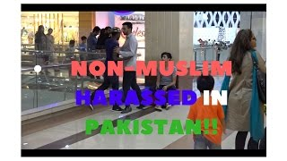 Non-Muslim Harassed In Pakistan (Social Experiment!!)
