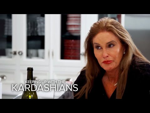 KUWTK Caitlyn and Kris Jenner Try to Put the Past Behind Them E