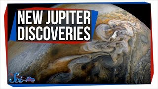 New Jupiter Discoveries from the Juno Mission!