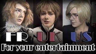 [APH CMV] For Your Entertainment