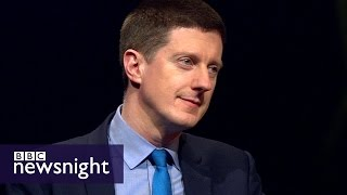 OBR has done 'no projections' on impact of Brexit: Robert Chote - BBC Newsnight
