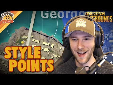 Georgopol Chaos ft. WTFMoses chocoTaco PUBG Gameplay