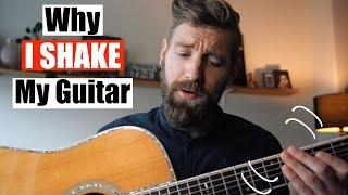 The Real Reason I Shake My Guitar