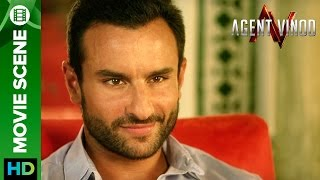 Saif caught in a trap | Agent Vinod