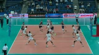 [World League 2017] Italy - Iran 3:0 Highlights