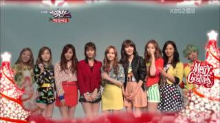SNSD Merry Christmas Messages.flv