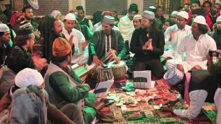Man Kunto Maula at Urs Nizamuddin Aulia by Tahir Faridi & Party