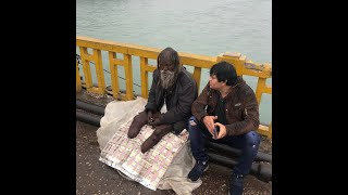 LOVE is touching SOULS.    short movie 2018