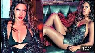Priyanka Chopra Hot Revealing Vogue Photoshoot 2017