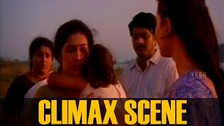 Final Climax Scene ||  Pookkalam Varavayi