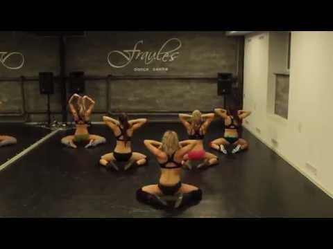 TWERK choreo by DHQ Fraules on 'FM$ New boyz'