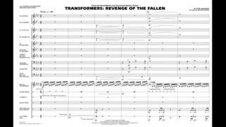 Transformers: Revenge of the Fallen by Steve Jablonsky/arr. Michael Brown
