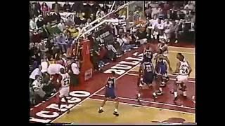 Kobe Bryant vs Michael Jordan Identical Plays