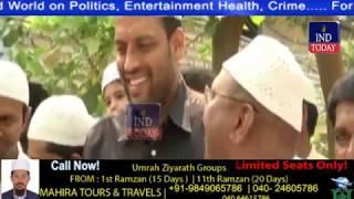 Hyderabad Khabarnama 16-03-2018 | indtoday | Hyderabad News | Urdu News | हैदराबाद न्यूज़