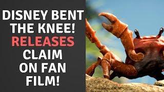 We Won! Disney Bends The Knee & Releases Claim On Fan Film Vader!
