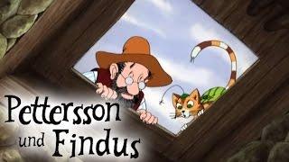 Pettersson und Findus - Eine Geburtstagstorte für die Katze - Komplette Folge