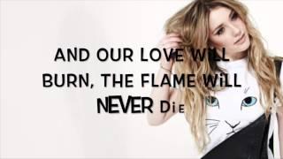 Ella Henderson - Glow (lyrics)
